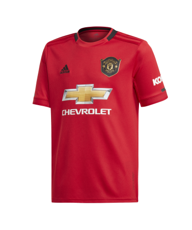 JR. 1ª EQUIPACION MACHESTER UNITED 2019/2020