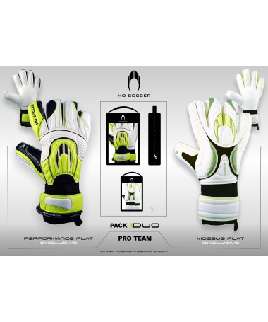 GUANTES PACK DUO PRO TEAM